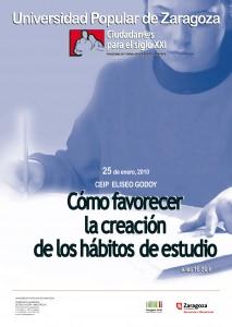Cómo favorecer la creación de los hábitos de estudio